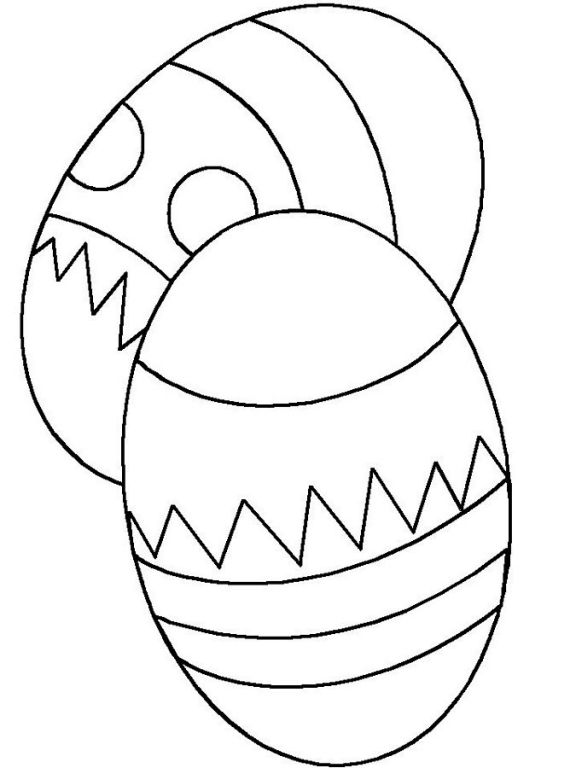 easter mosaic coloring pages - photo#3